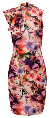 BIANCA FLORAL DRESS-