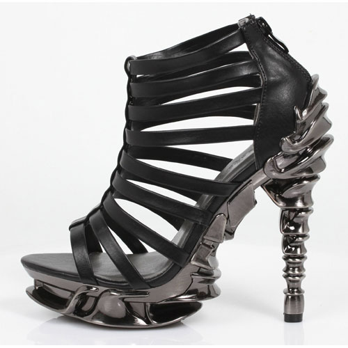 CAGED ROCK SANDALS-Nix