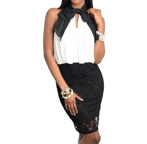 CHANTAL LUXE DRESS-