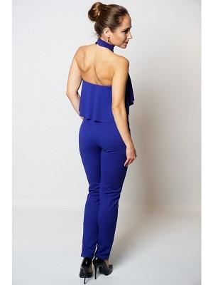 ELSA JUMPSUIT - BLUE-