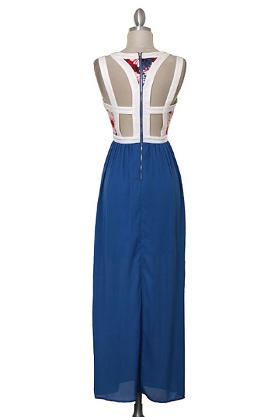 MERCI MAXI DRESS-