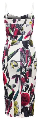 TARA FLORAL DRESS-