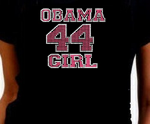 PRESIDENTIAL OBAMA GIRL - LONG SLEEVE-