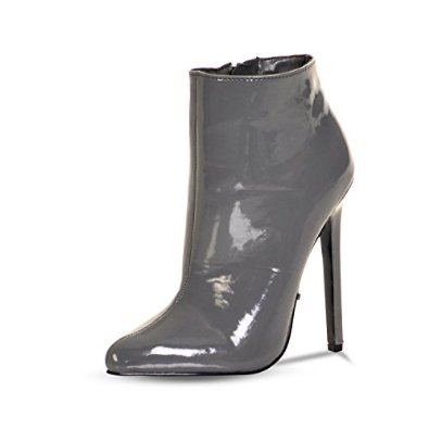 HOLLY BOOTS - GRAY-