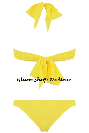 MEME SWIMSUIT - YELLOW-