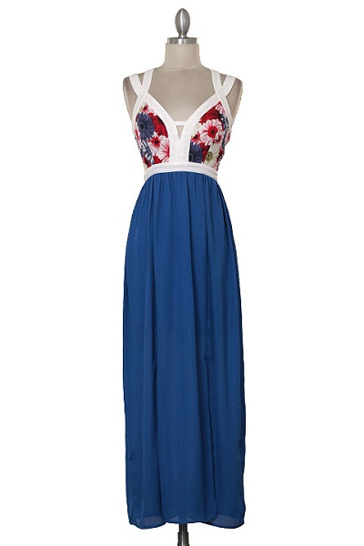 MERCI MAXI DRESS-