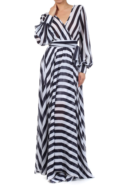 SAHARA CRUISE MAXI DRESS-