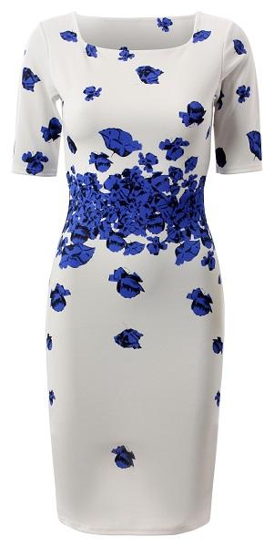 SHAUNA FLORAL DRESS-