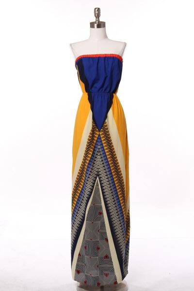 BEATRICE MAXI DRESS-