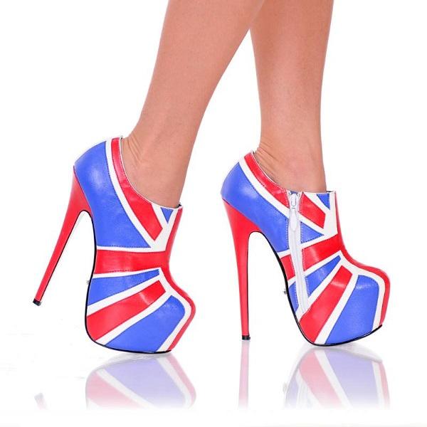 BRITISH BOOTIES-