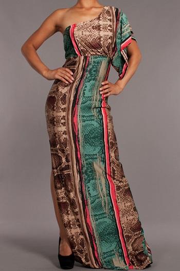 JENNA MAXI DRESS-