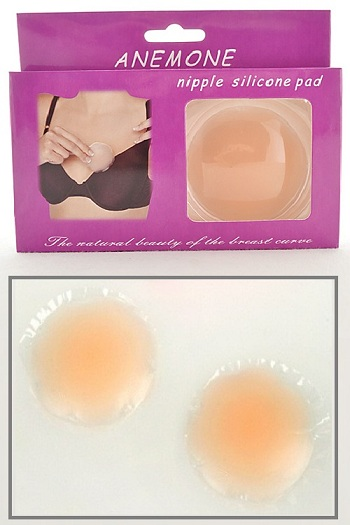 NIPPLE SILICONE PADS-