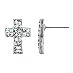 MINI CROSS STUDS-