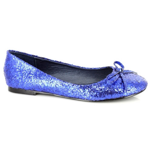 PRINCESS FLATS - BLUE-