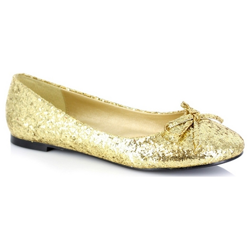 PRINCESS FLATS - GOLD-