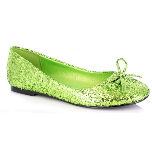 PRINCESS FLATS - GREEN-016-MILA-G