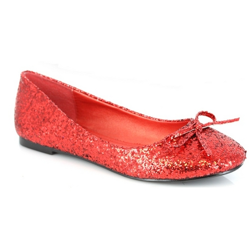 PRINCESS FLATS - RED-