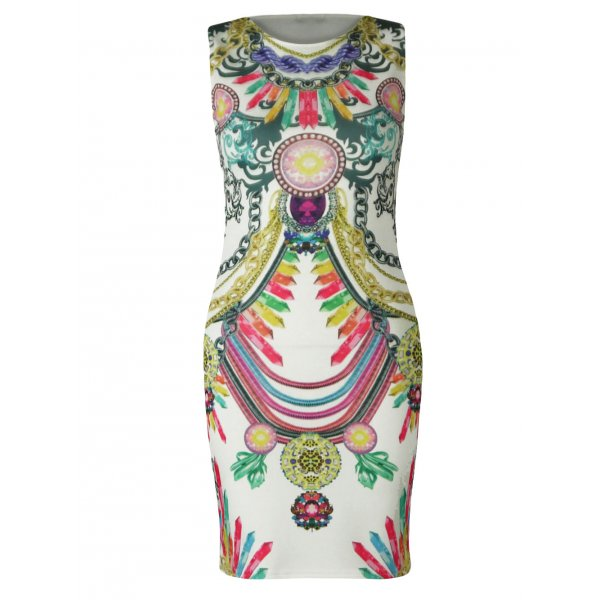 SAMANTHA BODYCON DRESS-