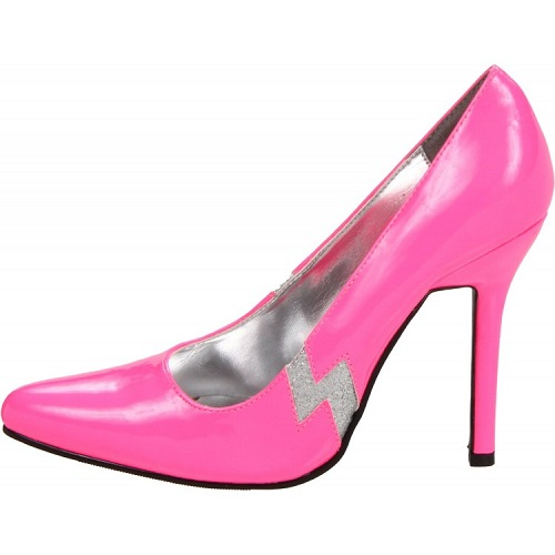 THUNDER PUMPS - PINK-